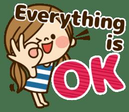 Kawashufu [Positive]EN sticker #11617969
