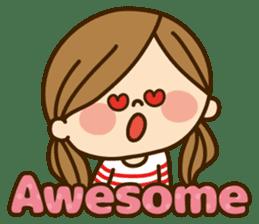 Kawashufu [Positive]EN sticker #11617970