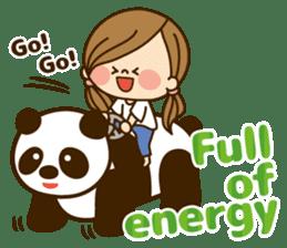 Kawashufu [Positive]EN sticker #11617974