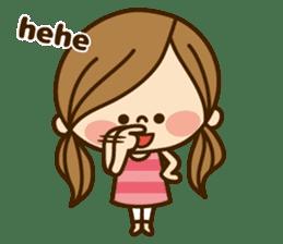 Kawashufu [Positive]EN sticker #11617979
