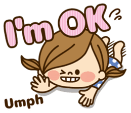 Kawashufu [Positive]EN sticker #11617983