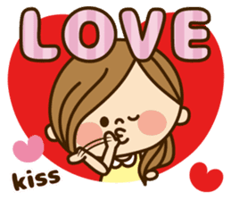 Kawashufu [Positive]EN sticker #11617988
