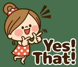 Kawashufu [Positive]EN sticker #11617989