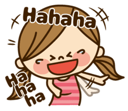 Kawashufu [Positive]EN sticker #11617994
