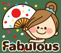 Kawashufu [Positive]EN sticker #11617995