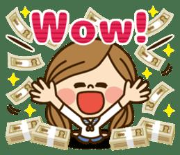 Kawashufu [Positive]EN sticker #11618006