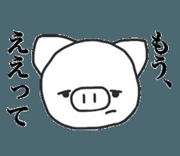 Osaka Bears sticker #11618480