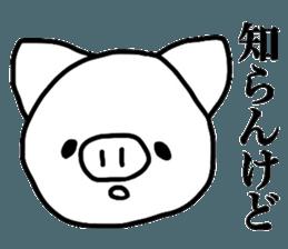 Osaka Bears sticker #11618483