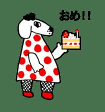 STRAWBERRY CAKE 7 sticker #11622086