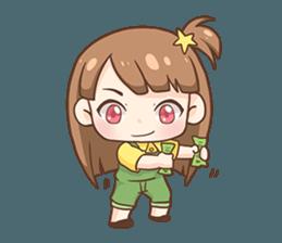 I am Maprang + sticker #11623164