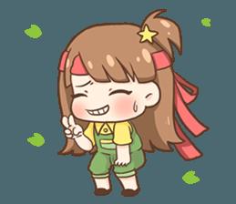 I am Maprang + sticker #11623167