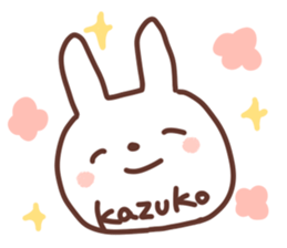 The Kazuko! sticker #11623514