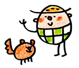 Farmer sticker #11626776