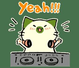 maccha-neko ver.2 sticker #11631346