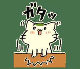 maccha-neko ver.2 sticker #11631367