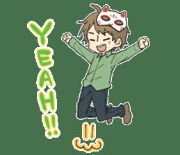ITO KASHITARO Sticker sticker #11642388