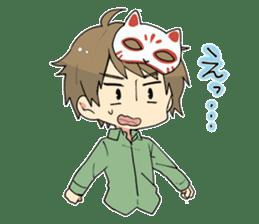 ITO KASHITARO Sticker sticker #11642396