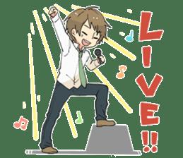 ITO KASHITARO Sticker sticker #11642413