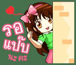 Angel hearted online seller sticker #11643082