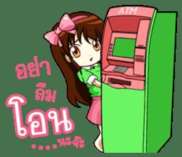 Angel hearted online seller sticker #11643085