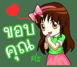 Angel hearted online seller sticker #11643102