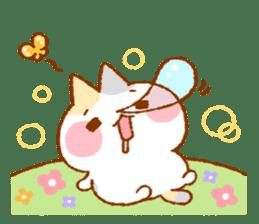 Spring of Pikapika and Pokapoka (Eng) sticker #11646917