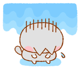 Spring of Pikapika and Pokapoka (Eng) sticker #11646923