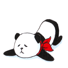 Banda the Lazy Panda
