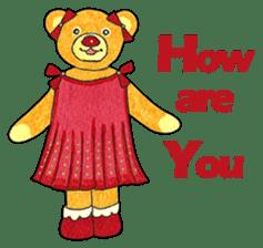 Teddy Bear Museum 7 sticker #11651248