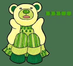 Teddy Bear Museum 7 sticker #11651258