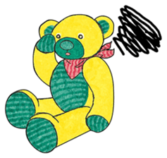 Teddy Bear Museum 7 sticker #11651259