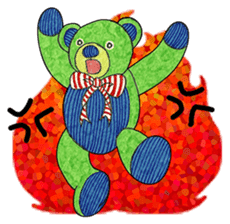 Teddy Bear Museum 7 sticker #11651262