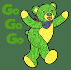 Teddy Bear Museum 7 sticker #11651264