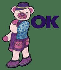 Teddy Bear Museum 7 sticker #11651266