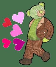 Teddy Bear Museum 7 sticker #11651274