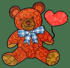 Teddy Bear Museum 7 sticker #11651282