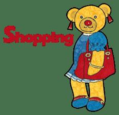 Teddy Bear Museum 7 sticker #11651283