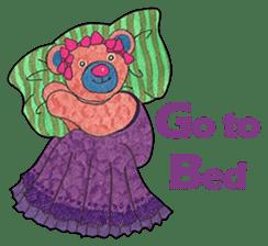 Teddy Bear Museum 7 sticker #11651284