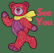 Teddy Bear Museum 7 sticker #11651286