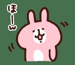 Usagi Sticker by Kanahei sticker #11657344