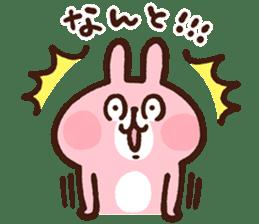 Usagi Sticker by Kanahei sticker #11657345