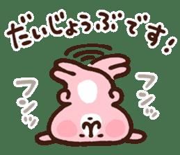 Usagi Sticker by Kanahei sticker #11657348
