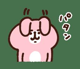 Usagi Sticker by Kanahei sticker #11657349