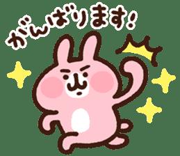 Usagi Sticker by Kanahei sticker #11657357