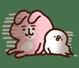 Usagi Sticker by Kanahei sticker #11657361