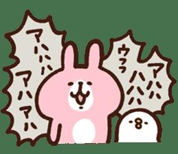 Usagi Sticker by Kanahei sticker #11657364