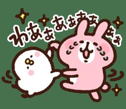 Usagi Sticker by Kanahei sticker #11657366