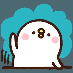 Piske Sticker by Kanahei