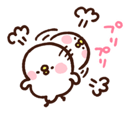 Piske Sticker by Kanahei sticker #11657560