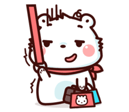 Mee pui pui (EN) sticker #11662673